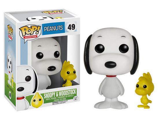 Peanuts (Charlie Brown) - Snoopy & Woodstock