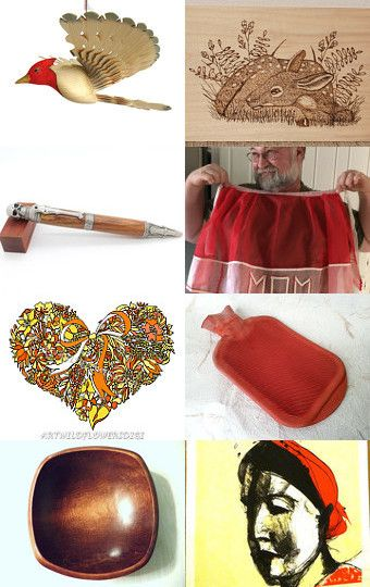 Woodlands by amy berryman on Etsy--Pinned with TreasuryPin.com #integritytt