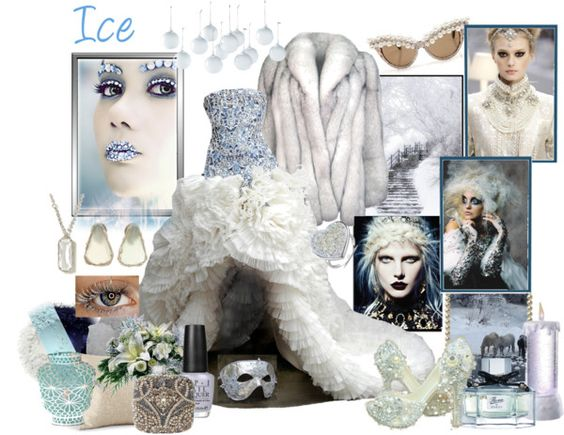 """Ice"" by mystimorgan on Polyvore"