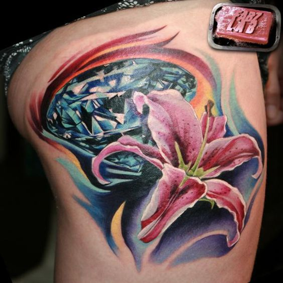 Labs and photos on pinterest for Ink lab tattoo