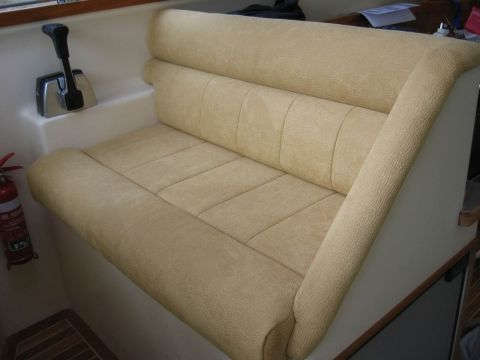 Upholstery Ideas For The Pontoon Custom Pontoon Boats
