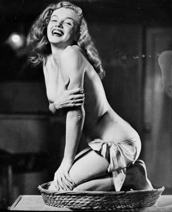 18 rare, astounding photographs of Marilyn Monroe from the start of her career