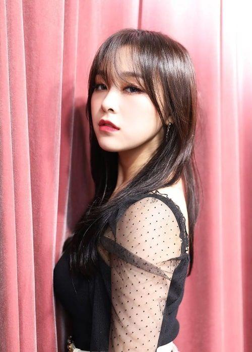 Gahyeon Height Weight Age Body Statistics Dream Catcher Korean Hair Color Kpop Girls
