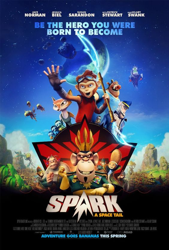 Spark: A Space Tail (WEB-DL)