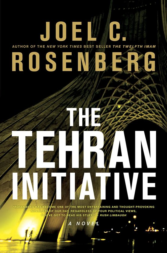 The Tehran Initiative (David Shirazi Book 2):Amazon:Kindle Store