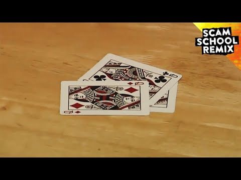 Self Working Card Trick Fools 3 People At Once Youtube Card