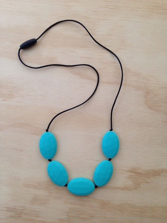 5+Pendant+Necklace+Turquoise,+$30.00