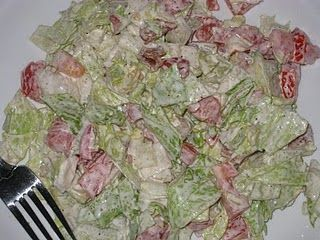 Firebirds BLT Salad