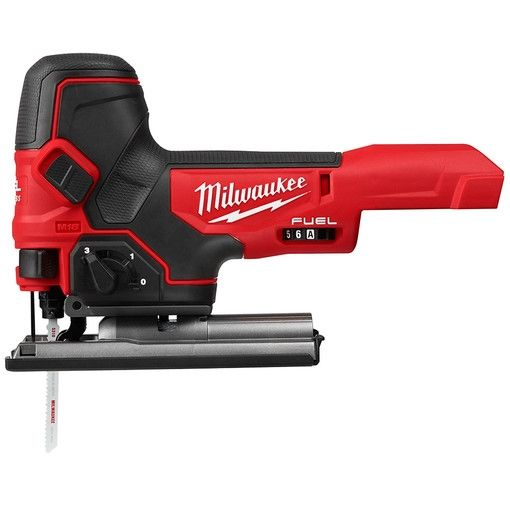 Milwaukee 2737b 20 M18 Fuel Barrel Grip Jig Saw Tool Only Milwaukee Power Tools Saw Tool Electrical Tools