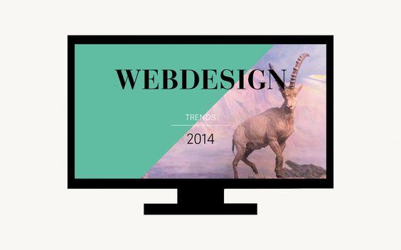 #webdesign 2014 – was uns erwartet: Wir werfen einen Blick auf die Entwicklungen, die uns in diesem Jahr im Bereich Webdesign begleiten – sowohl technisch als auch gestalterisch.