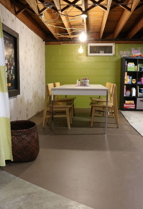 Art Rooms Basements And How To Build On Pinterest