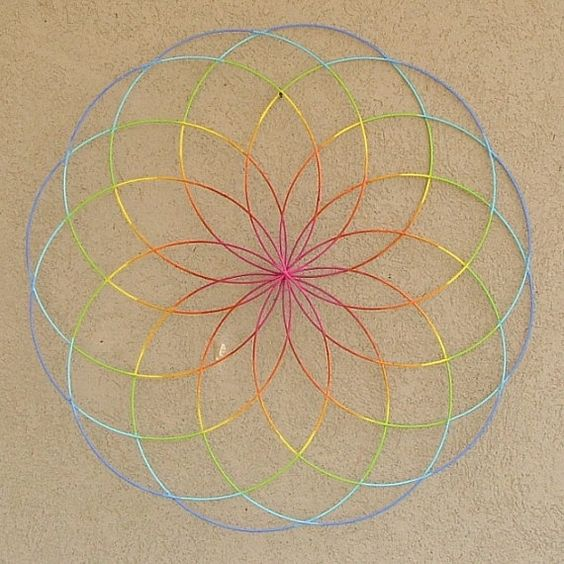 sacred geometry seed of - photo #1