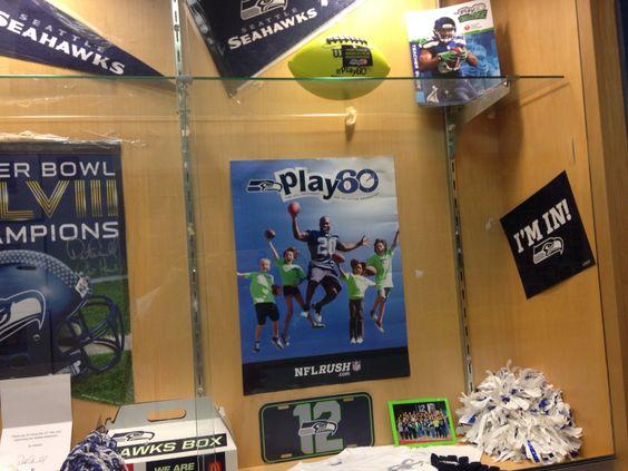 Were a play 60 school!