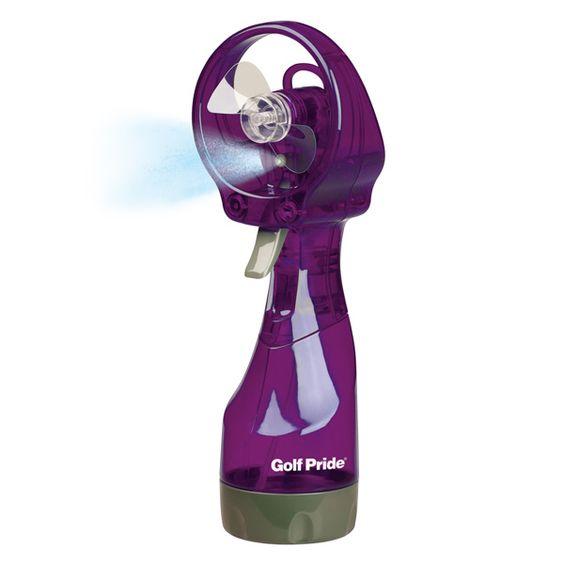 Deluxe Spray Mist Fan
