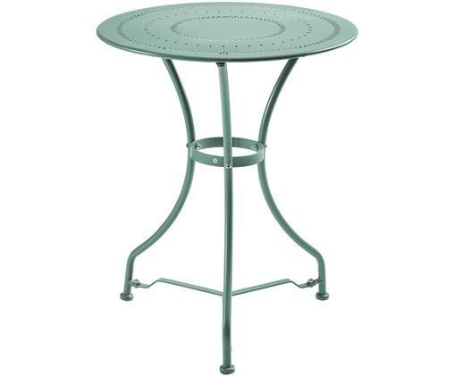 Garten Bistrotisch Century Aus Metall In 2020 Bistrotisch Tisch Rattan Beistelltisch