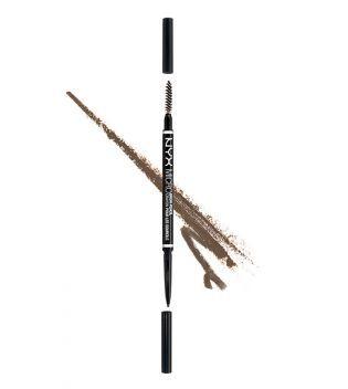 NYX - Micro Brow Pencil - MBP01: Taupe