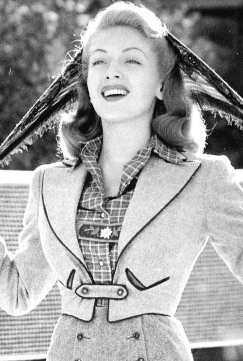 """""""No one who adored her in movies would be disappointed to meet her in the flesh.""""   - Dorothy Kilgallen on Lana Turner"""
