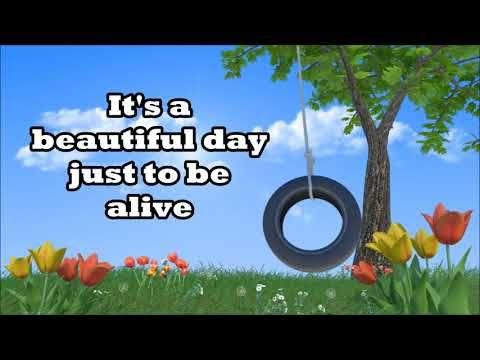 Canción Para Primavera En Inglés A Beautiful Day Con Letra Primaria O Preescolar Youtube Canciones Para Mamá Canciones De Primavera Canciones