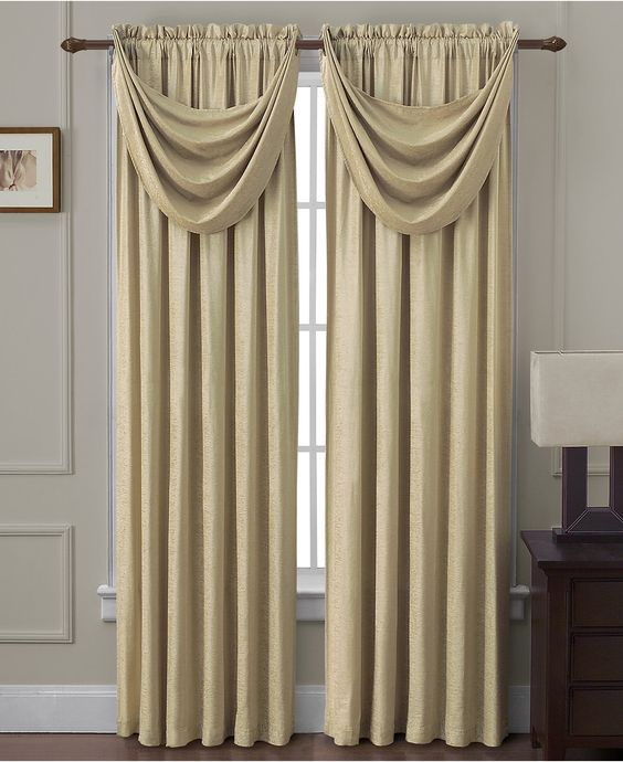Victoria Classics Langdon Window Treatment Collection