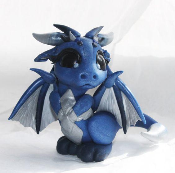 Baby Dragon-Custom order for Brennan von BittyBiteyOnes auf Etsy
