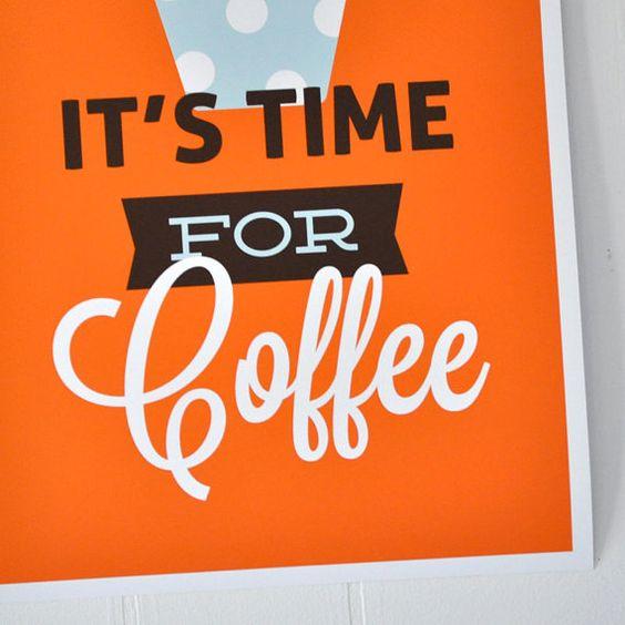 Mmmm... Coffee