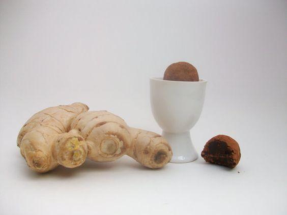 ginger truffle | Nomnomnom | Pinterest | Truffles, Dark and Chocolate