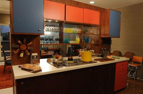 Mad Men Don Draper S Manhattan Apartment Gblog Kitchen Inspirations Kitchen Design Beautiful Kitchen Designs