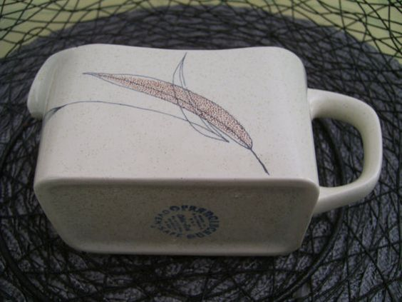 Trio Pattern Franciscan Ware Gravy Boat by Past2U on Etsy