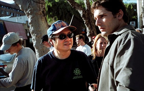 New Pix (BTS -   ang lee eric bana and nick nolte on set of hulk) has been published on Tremendous Pix