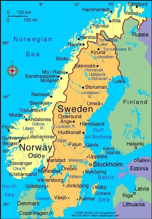 Imgur Com Norway Map Sweden Travel Norway Sweden Finland