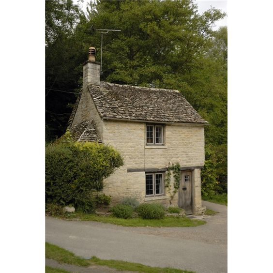 Cotswold cottage England