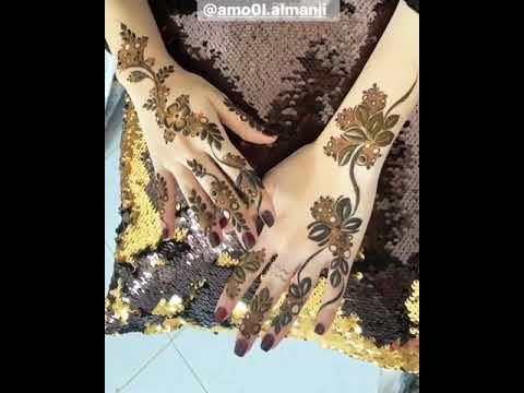 حناء رائع Youtube Mehndi Designs Henna Maple Leaf Tattoo