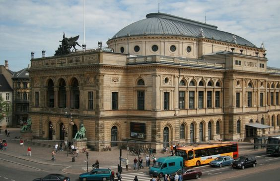 The Royel Theatre, Copenhagen   - Explore the World with Travel Nerd Nici, one Country at a Time. http://TravelNerdNici.com