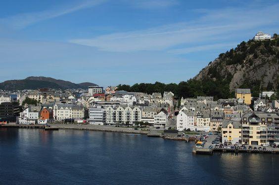 4 Freizeiten Norwegen Alesund AIDAsol Nordeuropa3