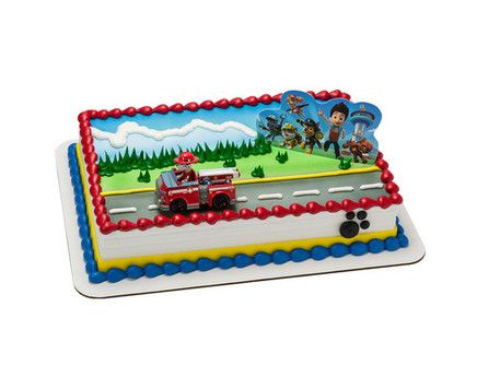 Paw Patrol Cakes At Heb
