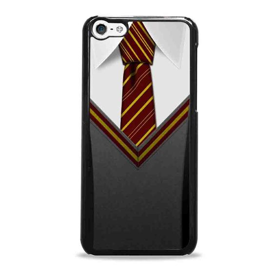 Harry Potter Gryffindor Tie iPhone 5c case