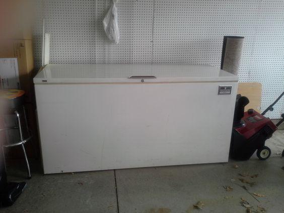 Nancyb's Garage Garage, Freezers and Cus d'amato