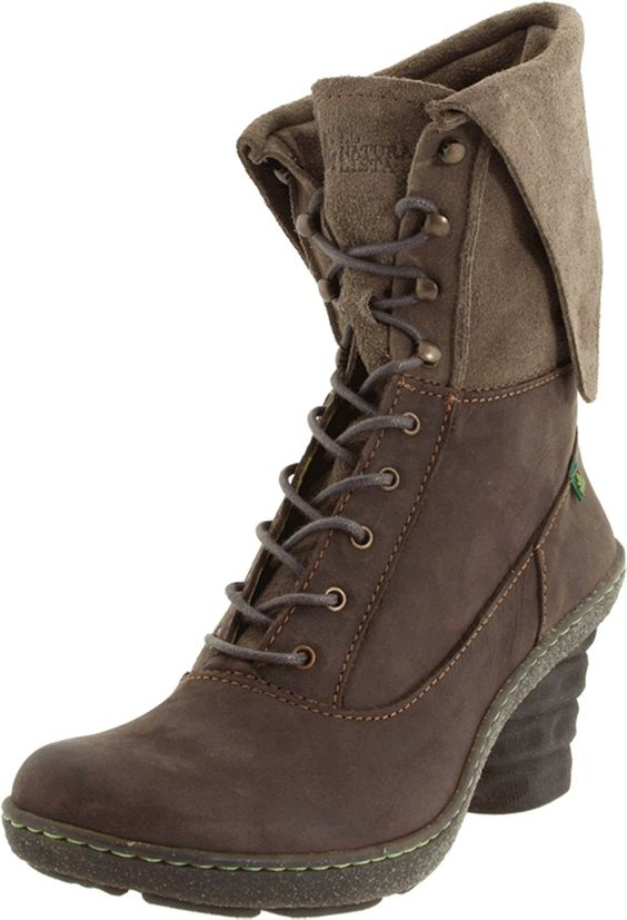 El Naturalista Women's N765 Dome Boot >>> You can get more details by clicking on the image.