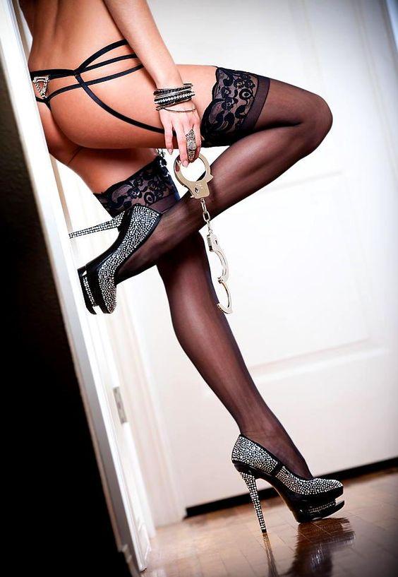 Sexy Hot Heels