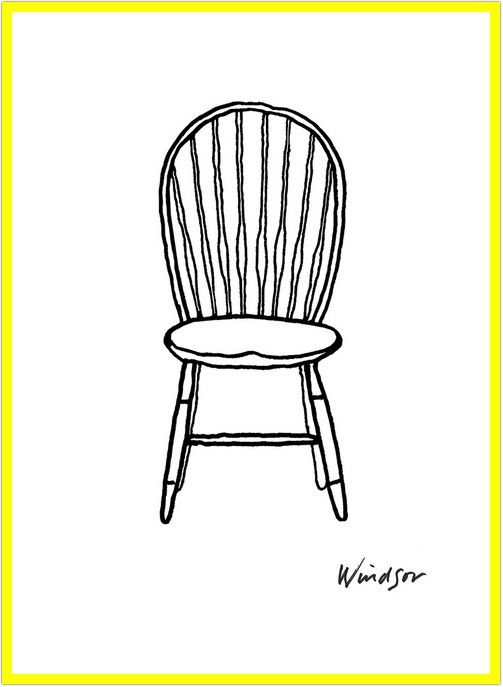 122 Reference Of Chair Simple Cartoon In 2020 Chair Drawing Art Chair Retro Furniture