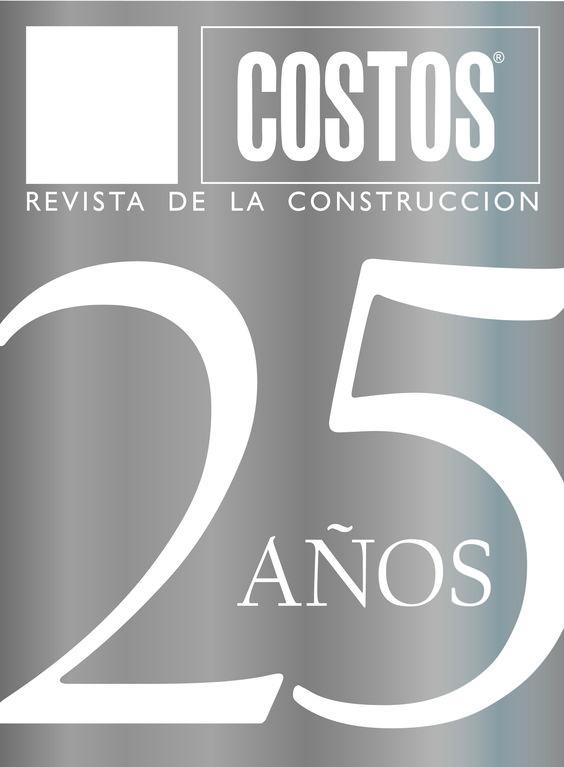Revista Costos 210 -MARZO/2013 - Edición Aniversario 25 Años!