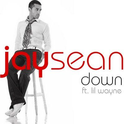 Jay Sean, Lil Wayne – Down (single cover art)