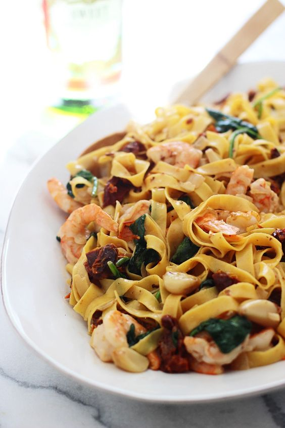 ... shrimp roasted garlic sun dried tomatoes garlic cream tomatoes cooking