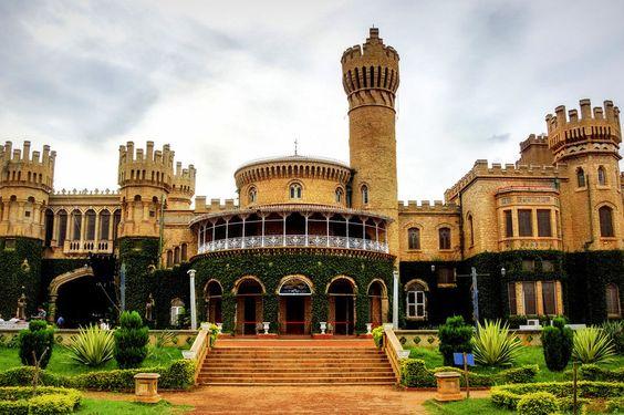 印度16個比迪士尼皇宮還要夢幻的建築