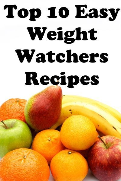 These are healthy and fast to make with Points Plus values for Weight Watchers members.