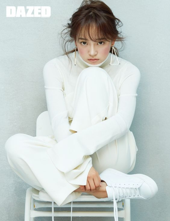 Kim Sejeong - Dazed & Confused Magazine December Issue '16