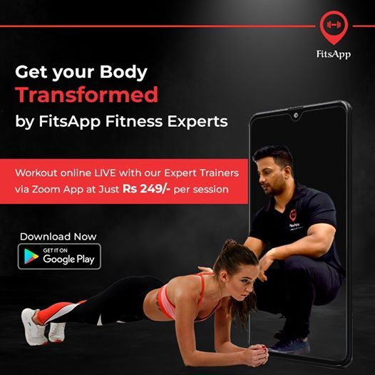 No 1 Personal Trainer In 2020 Personal Fitness Trainer Personal Trainer App Fitness Trainer