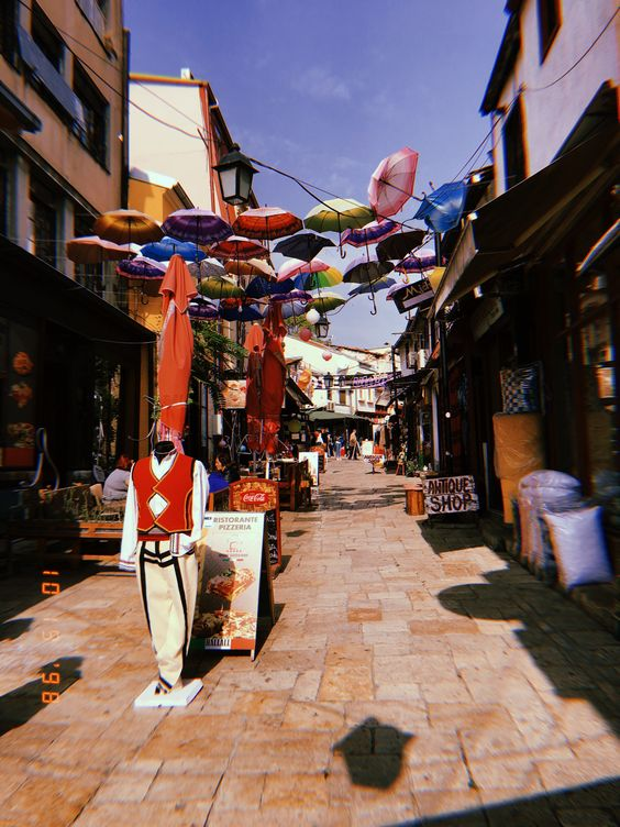 Old Bazaar Skopje, Macedonia