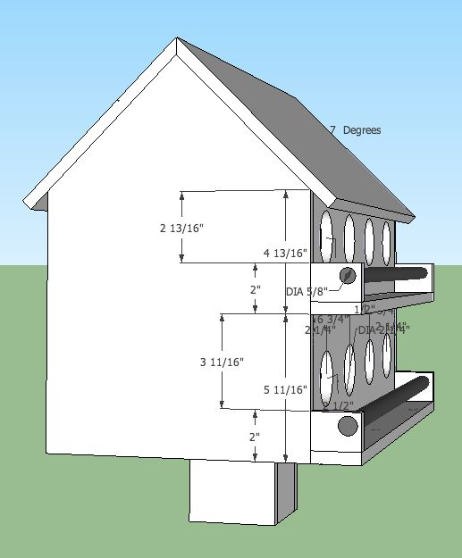 Martin Bird House Bird House Plans And Bird Houses On