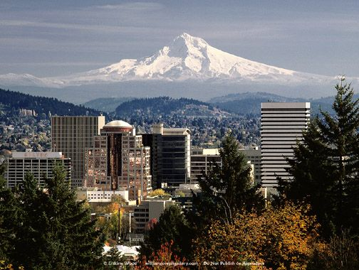 This link tells us Mt. Hood used to be silent, but not the silence has ended and it has many quakes far below the surface.
